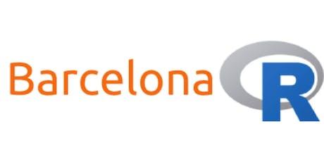 Barcelona R User Group entradas