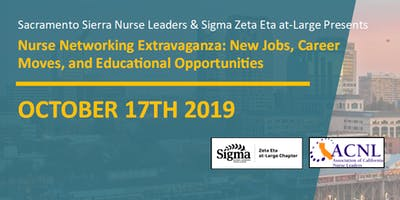 SSNL & Sigma Zeta Eta at-Large Presents  Nurse Networking Extravaganza
