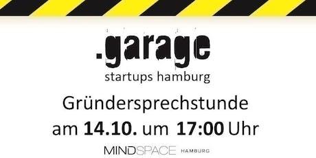 Gründersprechstunde / Startup Consultation Tickets