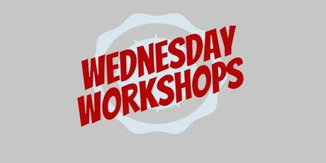 Wednesday Workshops: Creating & Fostering a Motivated Team tickets