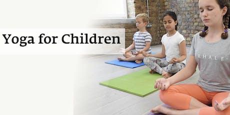 Yoga for Children tickets