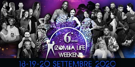 KIZOMBA LIFE WEEKEND 2020 6TH EDITION biglietti