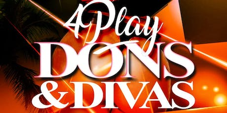 4Play Toronto 'Dons & Divas' | Live GOGO | $1 Bills Available | Sept 28th tickets