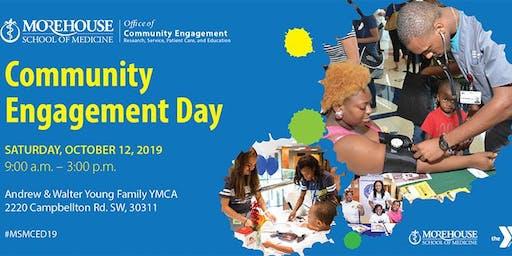 Community Engagement Day 2019
