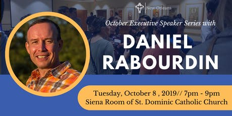YCP Executive Speaker Series with Daniel Rabourdin tickets