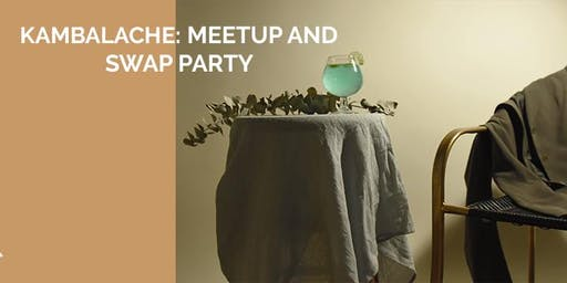 Kambalache: Meetup and swap party.