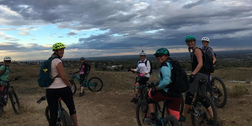 Final 2019 COMBA Ladies' Ride @ Green Mountain