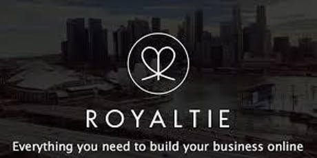Royaltie Presentation & Training - limited seating available tickets