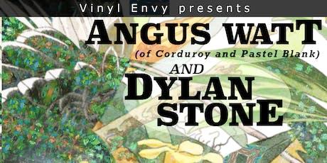Zoe Blue Coates / Dylan Stone / Angus Watt - Live Vinyl Envy tickets