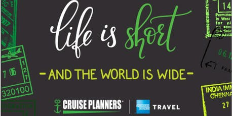 CruisePlanners-Soto Fall Travel Night tickets
