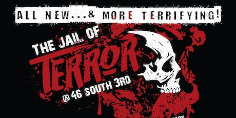 Jail of Terror 2019 tickets