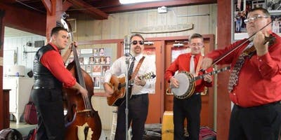 Rapph Stanley 2 and the Clinch Mountain Boys