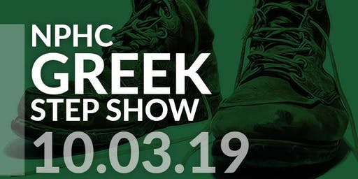 FAMU-NPHC Homecoming Step Show 2K19
