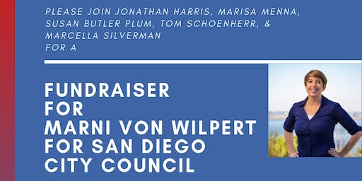 Marni von Wilpert for San Diego City Council