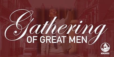 Gathering of Great Men: Alumni Mixer tickets