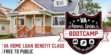 VA Home Loan Bootcamp Auburn tickets