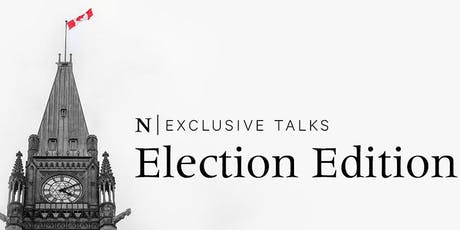 NATIONAL Exclusive Talks: Election 2019 Edition tickets