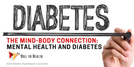 ETHICS The Mind and Body Connection: Mental health and diabetes  - 6 CEs tickets
