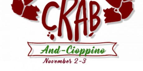 Crab and Cioppino Weekend tickets