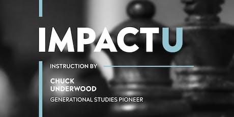 ImpactU / Gen X Leadership Training tickets