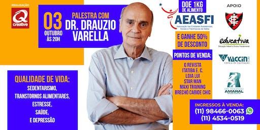 Palestra com Dr. Drauzio Varella