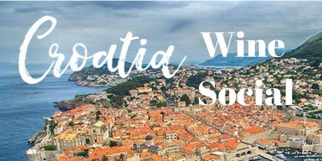Croatian Wine Social tickets