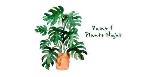 Paint and Plants