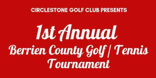 1st Annual Berrien Tennis/Golf Fundraising Tournament
