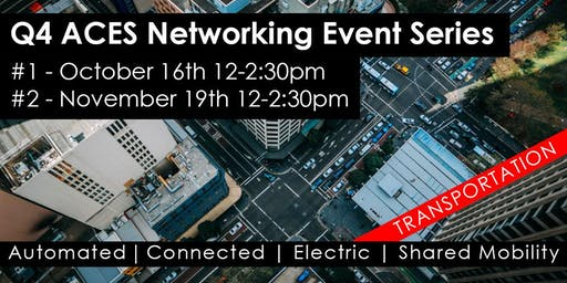 Q4 ACES Networking Event Series