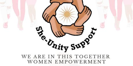 She-Unity Support Launch Party tickets