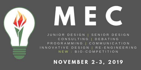 McMaster Engineering Competition tickets