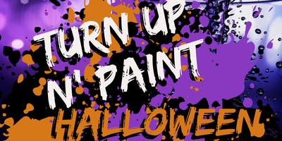 Turn Up N Paint-Halloween