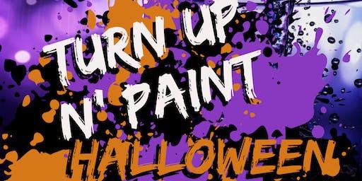 Turn Up N Paint-Halloween