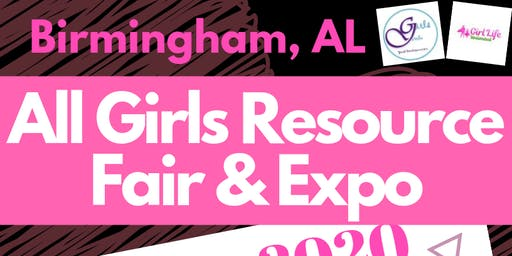 All Girls Resource Fair & Expo