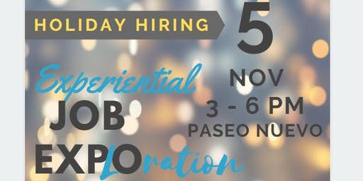 Holiday Hiring | Job Expo