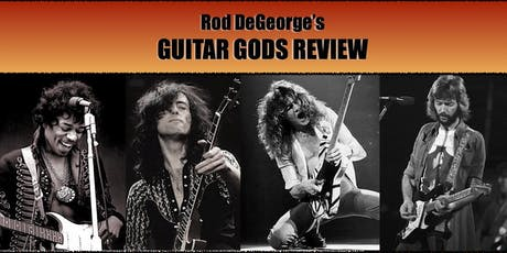 Guitar Gods Review at The Tackle Box tickets