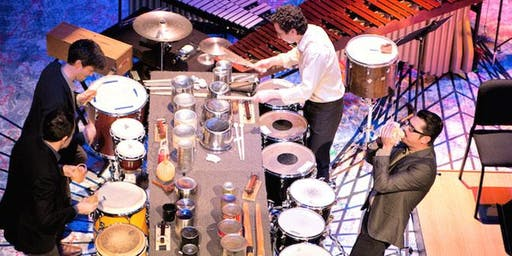 Philip Glass Days & Nights: Third Coast Percussion performs Elfman & Glass