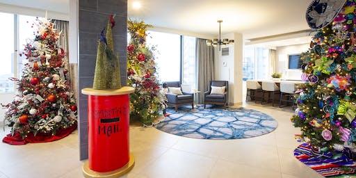 Santa Days at Swissotel Chicago Santa Suite