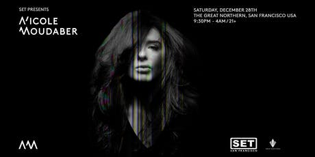 SET with Nicole Moudaber (4 Hrs Set) at The Great Northern tickets