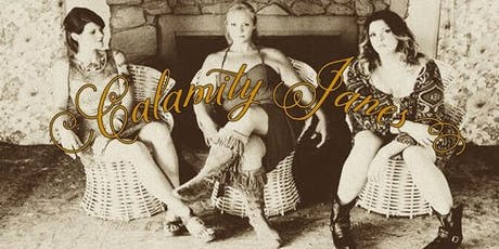 Calamity Janes LIVE at the Oasis Bar and Grill tickets