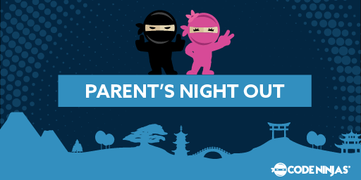 Code Ninjas November Parents Night Out