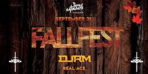 Fall Fest ft. DJ RM | Royale Saturdays | 9.21.19 |...