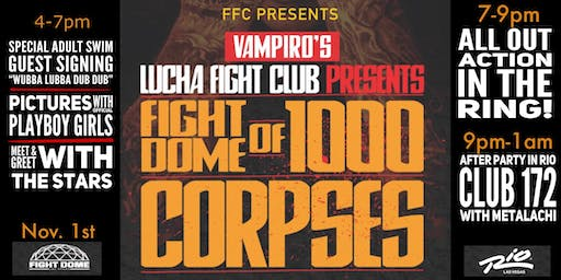 Fight Dome of 1000 Corpses