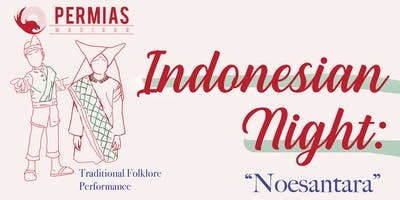 Indonesian Night 2019: Noesantara