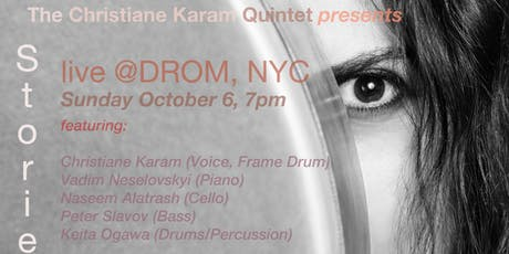 Christiane Karam tickets