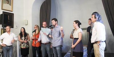 Seersucker LIVE! Readings by SCAD faculty and alumni writers