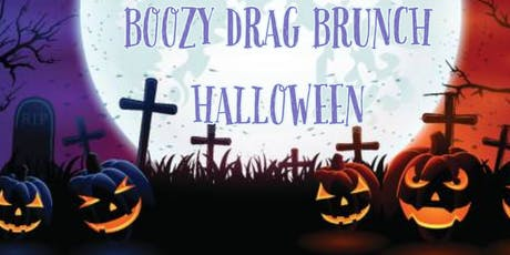 Halloween Drag Brunch tickets