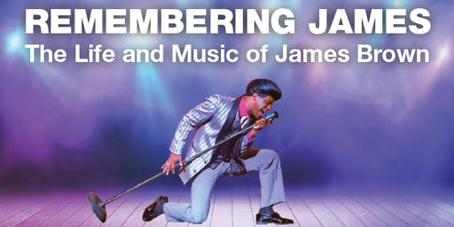 **BACK BY POPULAR DEMAND**  Remembering James The Musical at Eastside Performing Arts Theater