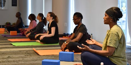 Afro Flow Yoga @ Northeastern Crossing tickets
