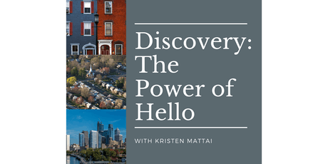 Discovery: The Power of Hello (Philadelphia, PA) [EMP] tickets